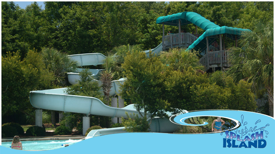 SPLASH ISLAND MT PLEASANT